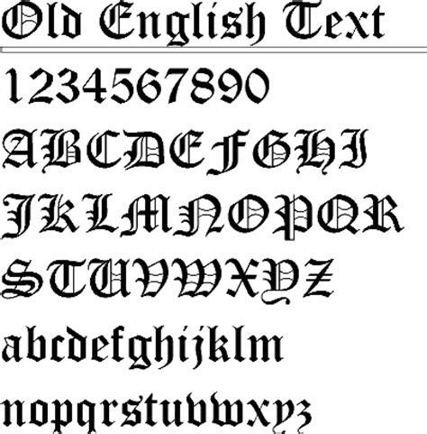 tattoo letters keltisch desktop publishing creating a tri fold brochure