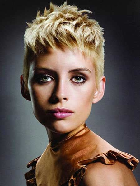 hairstyles for women with thick hair with shaved sided 30 short blonde hairstyles short hairstyles 2017 2018