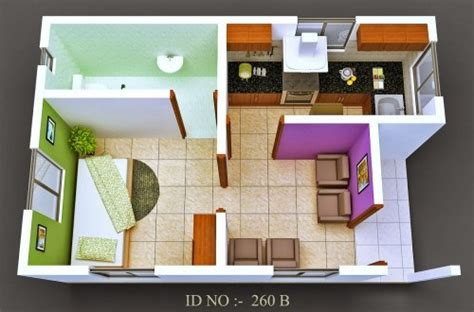 home design gems free keliling desain interior rumah minimalis type 36