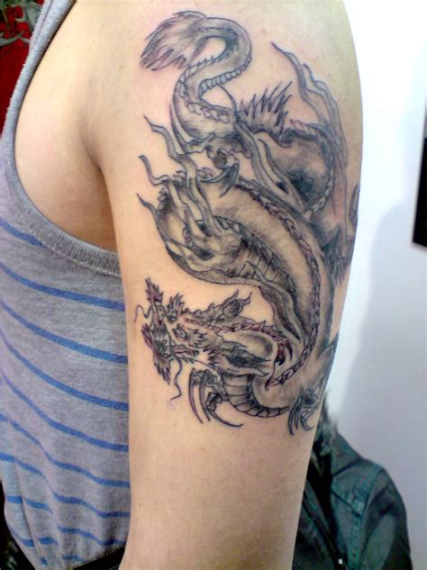 chinese dragon tattoo sleeve designs 33 amazing tattoos ideas