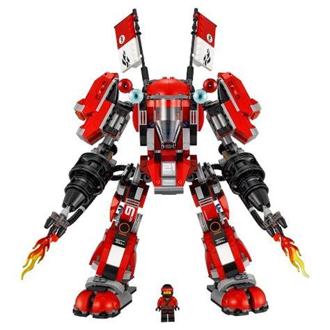 film robot ninjago lego 174 ninjago fire mech 70615 target