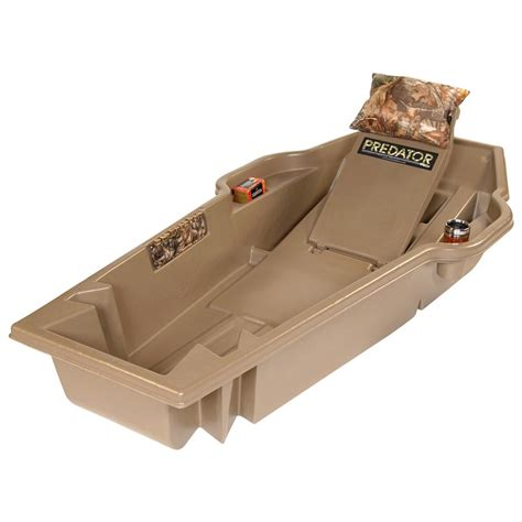 beavertail waterfowl boats beavertail 174 predator xl field blind 581623 waterfowl