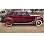 1935 Chrysler Airflow Imperial Sedan 4dr  Classic