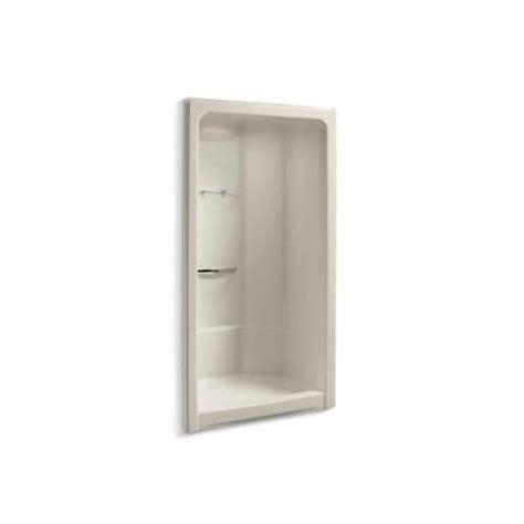 Home Depot Shower Stall by Kohler Sonata 48 In X 36 1 2 In X 90 In Shower Stall In
