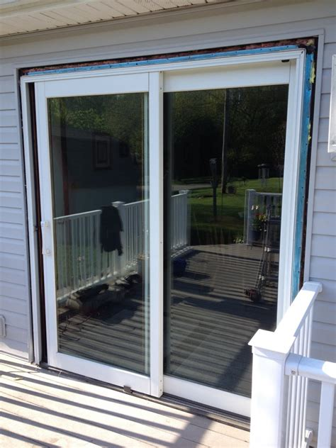 Replacement Glass For Patio Door Replacing A Patio Door Sliding Glass And Door Glass Replacement Cut Rate Redroofinnmelvindale
