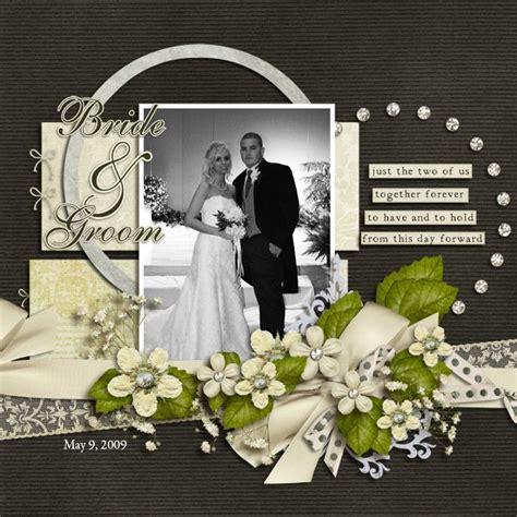 wedding layout pinterest best 25 wedding scrapbook ideas on pinterest wedding
