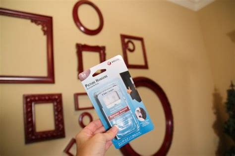 hang items on wall without nails pin by cathie lang on products i love pinterest