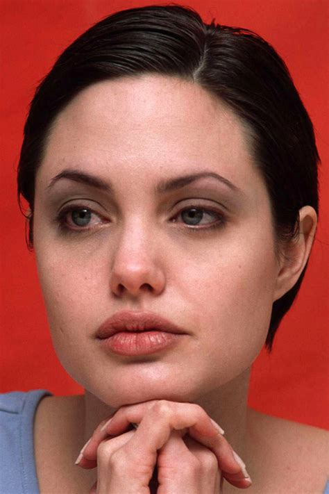 change mouth eyes hairstyle effect angelina jolie before and after beautyeditor