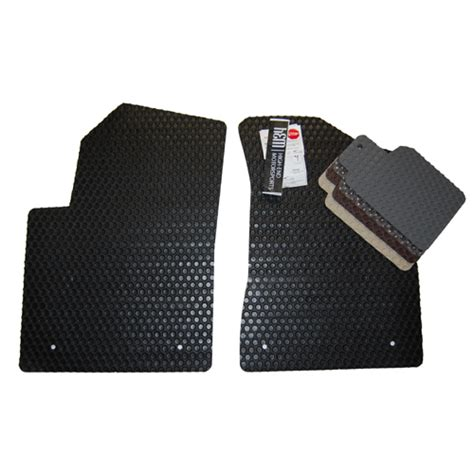 Chevy Cruze Floor Mats by Chevrolet Cruze Rubber Custom All Weather Floor Mats