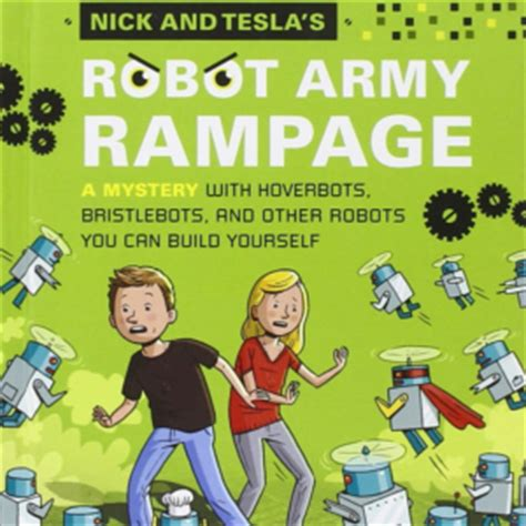 Nick And Tesla Books Books The Stemazing Project