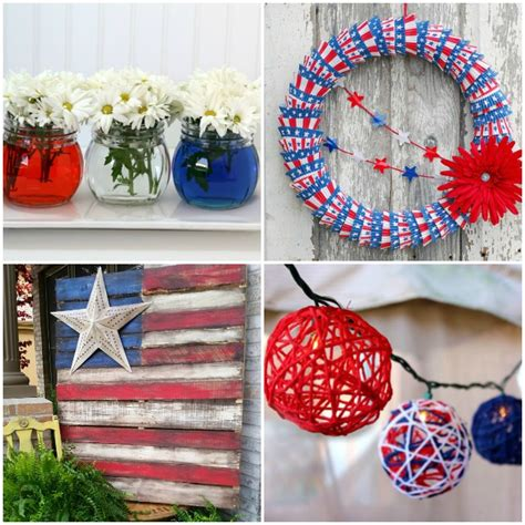 patriotic decorating ideas 19 gorgeous diy patriotic decor ideas