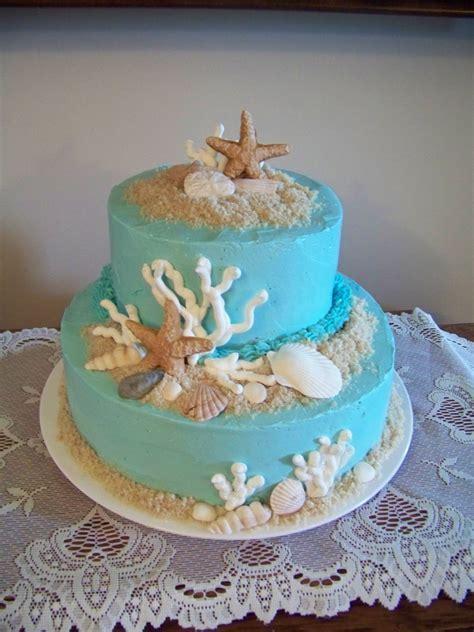 Beach cake   TAG 831   Cake Decorating Community   Cakes