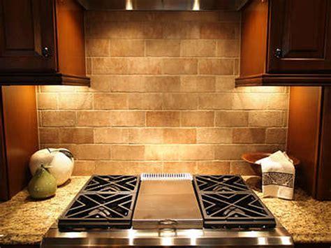 stone subway tile backsplash stone kitchen backsplash