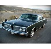 Chrysler Imperial Crown Coupe  Our Classic Cars