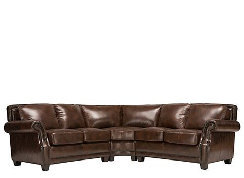 bellanest sectional romano 3 pc leather sectional sofa sofas raymour and