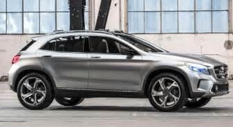 Mercedes Gla Compact Suv Mercedes New Gla Compact Suv Concept Cpp Luxury