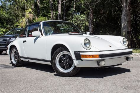 Porsche 911 Sc 1978 by 87k Mile 1978 Porsche 911sc Targa Bring A Trailer