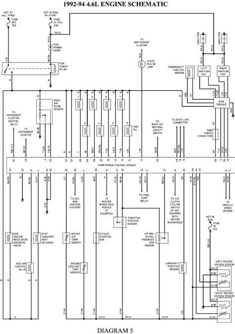 2004 Crown Victorium Engine Diagram - Cars Wiring Diagram