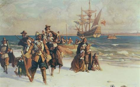 boat to america from uk what made 17th century england so unbearable that