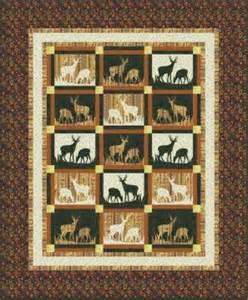 qdnw mountain meadow deer quilt pattern