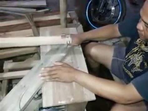 Mesin Gergaji Triplek mesin gergaji kayu scrool rakitan sederhana