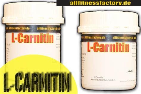 wann l carnitin einnehmen l carnitin allesk 246 nner erg 228 nzung im bodybuilding