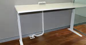 desk cable management cable management for workstations worktools new zealand