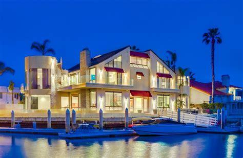 Buccaneer Homes Floor Plans by 12 8 Million Contemporary Waterfront Mansion In Coronado