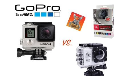 gopro cost gopro vs low cost