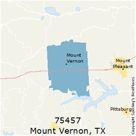 mount vernon texas map best places to live in mount vernon zip 75457 texas