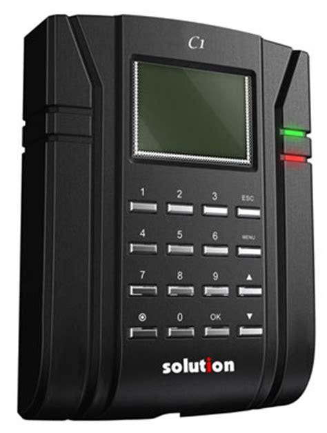 Solution Bs201 Mesin Absensi Sidik Jari Acces Fingerprint mesin absensi sidik jari mesin absensi fingerprint akses kontrol pintu cctv