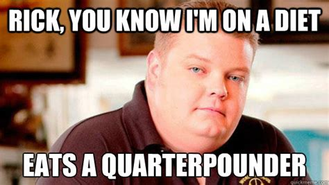 Rick Harrison Meme - rick harrison pawn stars memes