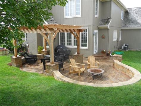 simple backyard patios image gallery outdoor covered patios simple