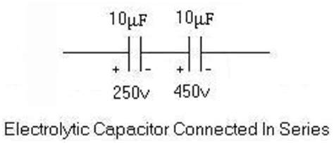 capacitors in combination series and parallel capacitor