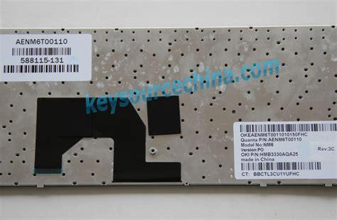 Keyboard Hp Mini 210 Series 210 1000 210 1015tu 210 2000 210 2100 588115 131 aenm6t00110 hp mini 210 1000 210 1100 series