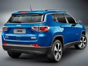 jeep compass la auto show 2016 update bild 13