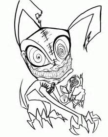 Pages Scary scary coloring pages best coloring pages for