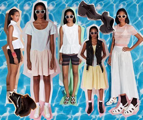90er Mode Typisch by Bonbonfarben Wayne News