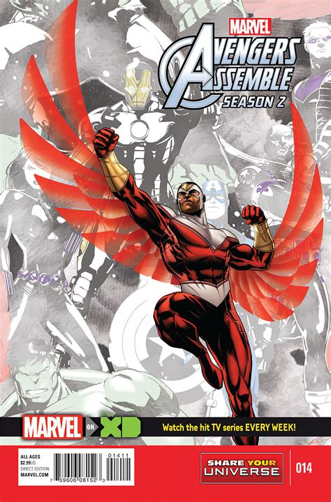 Avangers Series marvel universe assemble season two 14 preview