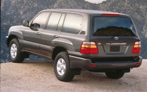 old car owners manuals 1999 toyota land cruiser seat position control 1999 toyota land cruiser information and photos