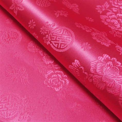 pink pattern korean 1 2 yard korean dress hanbok oriental fabric 43in x by