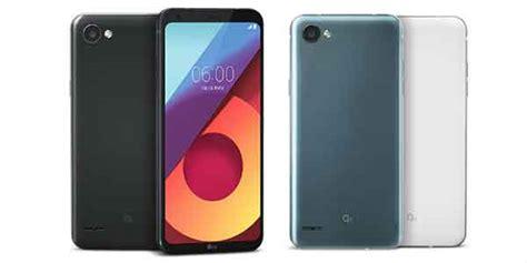 Lg Q6 Vision Platinum lg q6 smartphone with 3gb ram vision display