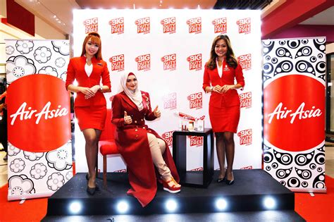 airasia duty free airasia big duty free partners simplysiti for exclusive launch