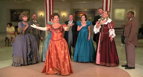 the new voice of liberty the voice of liberty one of epcot s original cast members retiring from voices