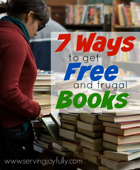 Get Books For Free Well Almost by Books On A Budget 10 Ways To Get Free Or Almost Free Books