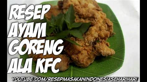 cara membuat risoles ala jtt resep dan cara membuat ayam goreng ala kfc youtube