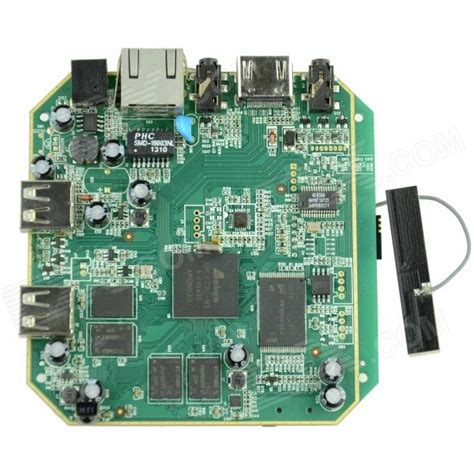 android board cheap diy android 4 0 motherboard development board green