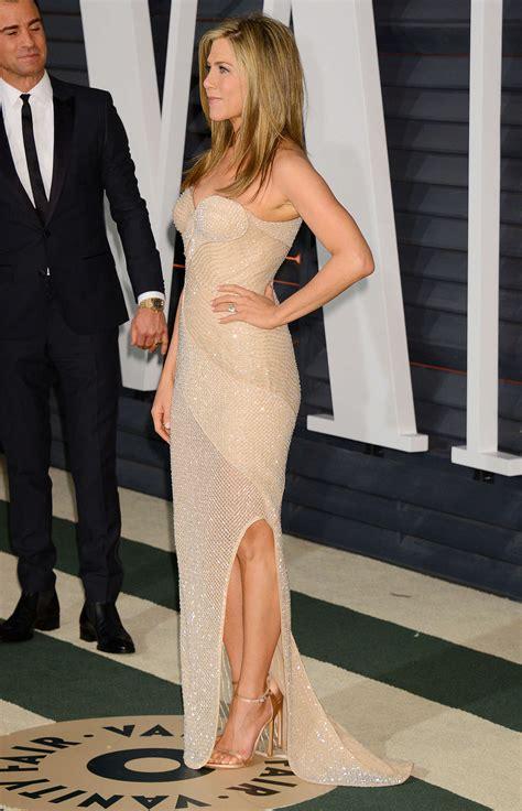 Vanity Fair Aniston by Aniston 2015 Vanity Fair Oscar 19 Gotceleb