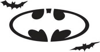 5 best images of batman stencil printable batman logo