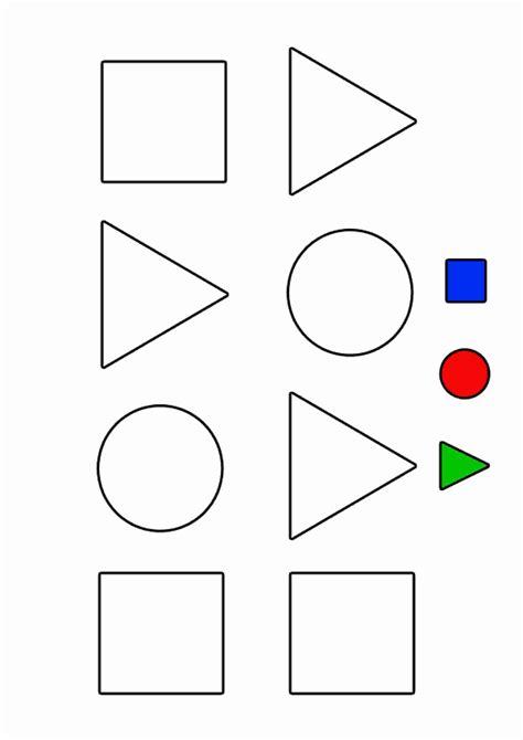 figuras geometricas kinder ejercicios el planeta de los k ii